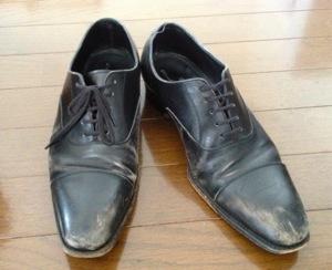 革靴のお手入れきちんとしてる?
