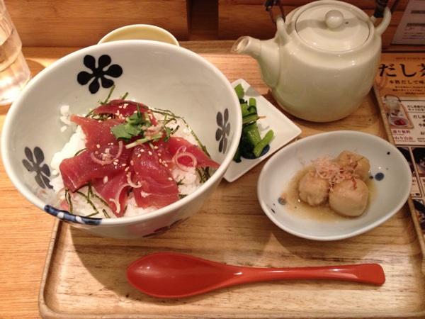 【新宿】安くて美味しい!1000円以下和食ランチ