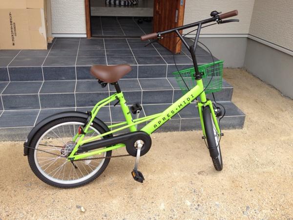 安くてコンパクトな自転車 ...
