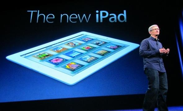 新型iPad