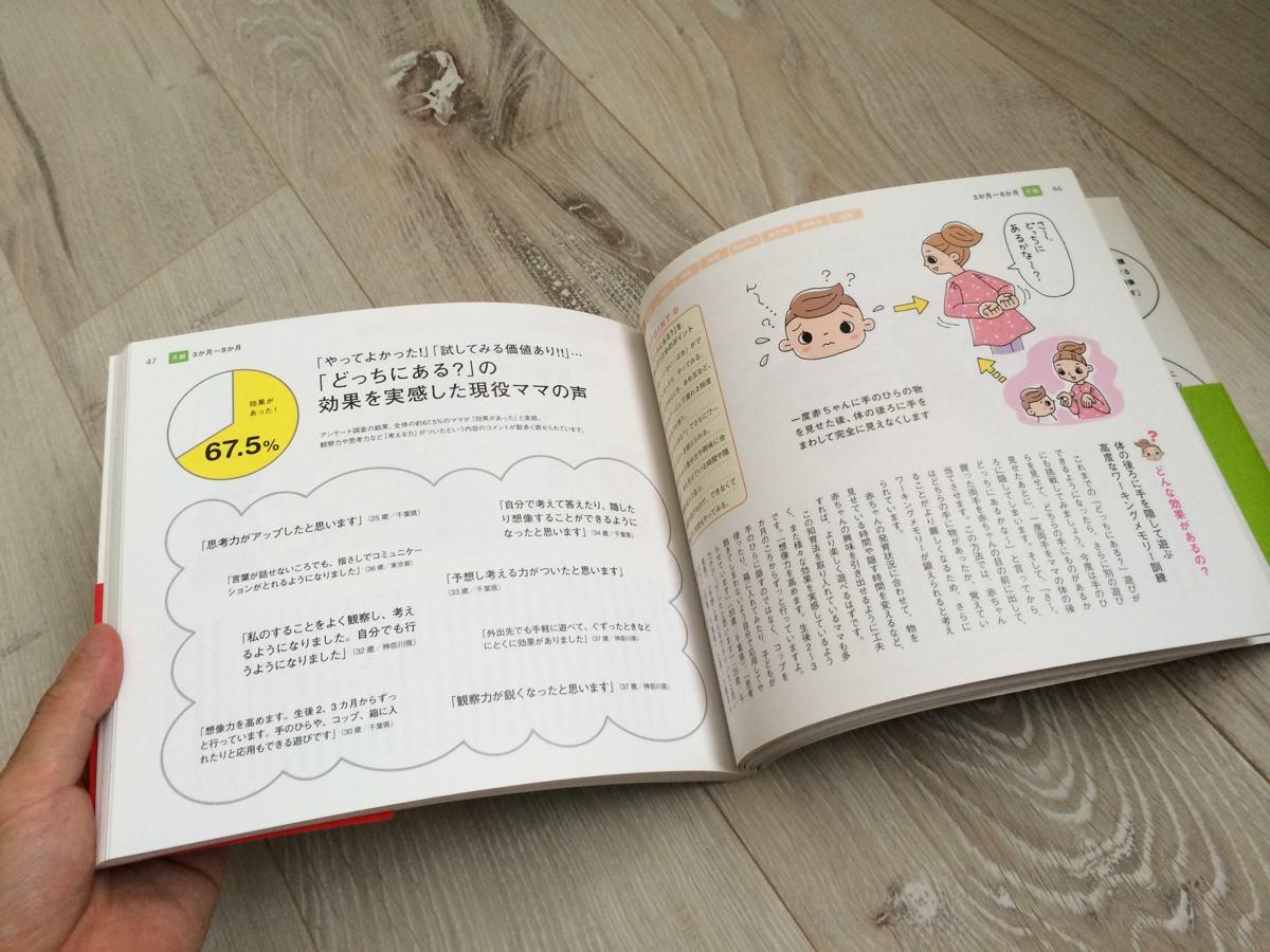3歳までにやっておきたい育児法ベスト30の紹介