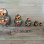 子供がよく遊ぶ。お土産でもらったマトリョーシカが大活躍!