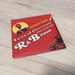 とろけるような極上R&BのMixCD「Taste Of Chocolate by MURO」を買ってとろけています。