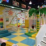 【岡山の子供遊び場スポット】ジョイポリスのぽけっとぱーくが意外と遊べていいよ!