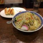 東京駅でガッツリ食べたいならトナリのタンメンがオススメ!