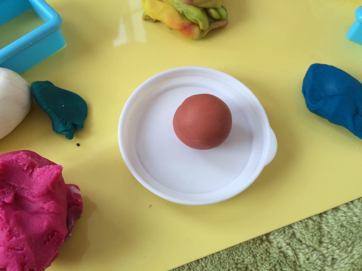 幼児用粘土セット「ねんDo」