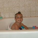 子供とお風呂で楽しく学ぶ。我が家で活躍している幼児向けお風呂グッズ