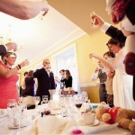 結婚式を人生最高のパーティーにするために考慮した5つのポイント
