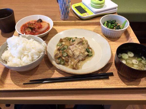 岡山タニタ食堂