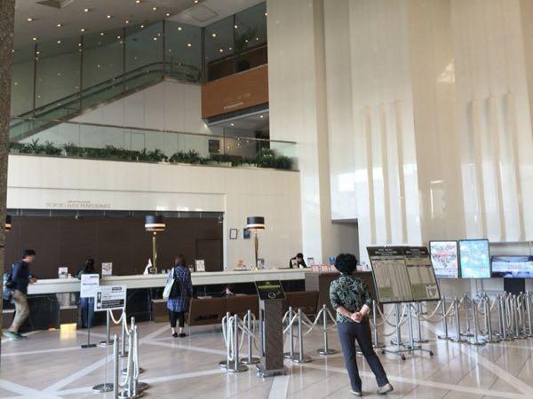 APAホテル東京ベイ幕張の様子