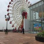 神戸アンパマンミュージアムに一番近くて安い駐車場について