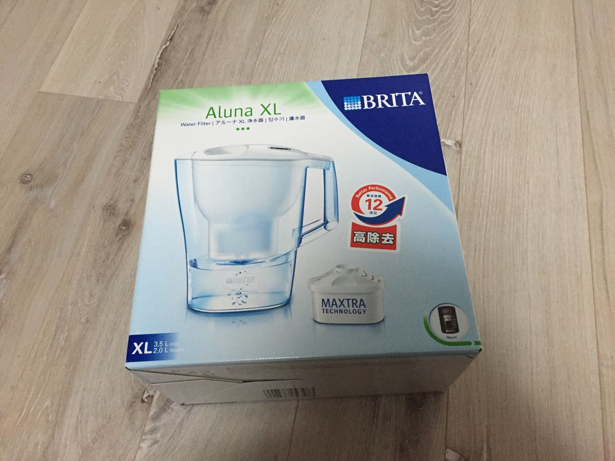 BRITA(ブリタ)ポット型浄水器