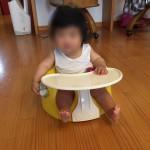 バンボに取る付けれるテーブル、バンボテーブルを買いました。使ってみての感想