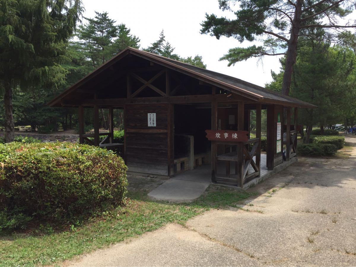 家族連れで行けるおすすめBBQスポット「岡山総社市砂川公園」