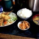 【岡山】サラリーマンにオススメのお昼の食堂「ともえ食堂」。味の出たレトロ食堂ぶりにやられた。