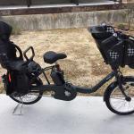 子供2人乗せでの電動自転車選び。「Panasonic ギュット・ミニ・DX」を選んだポイント