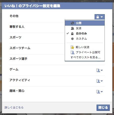 Facebook iine conf4