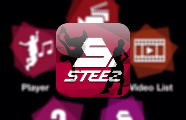 ダンサー向けアプリSteez Dance+