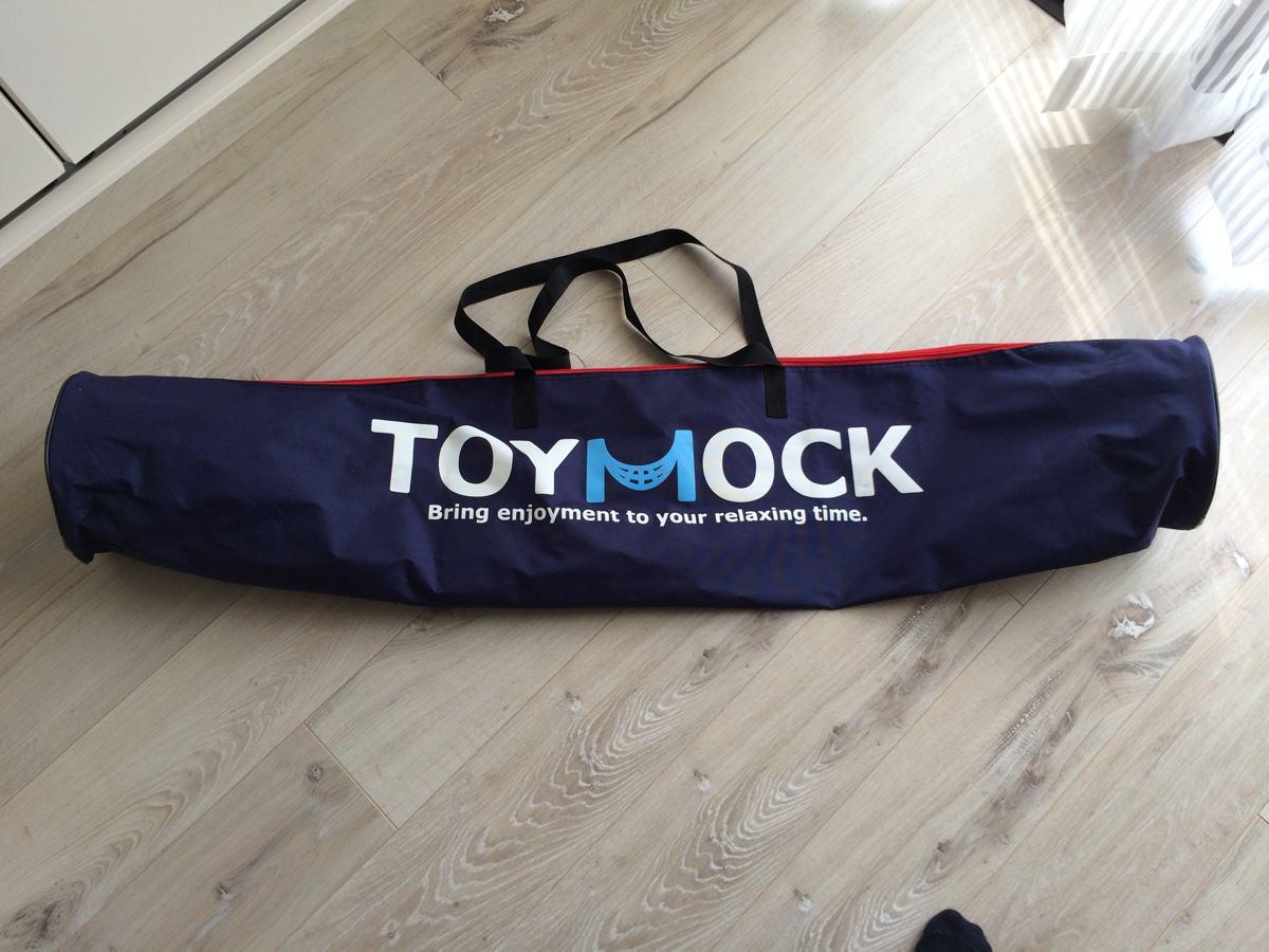 トイモックのバッグ