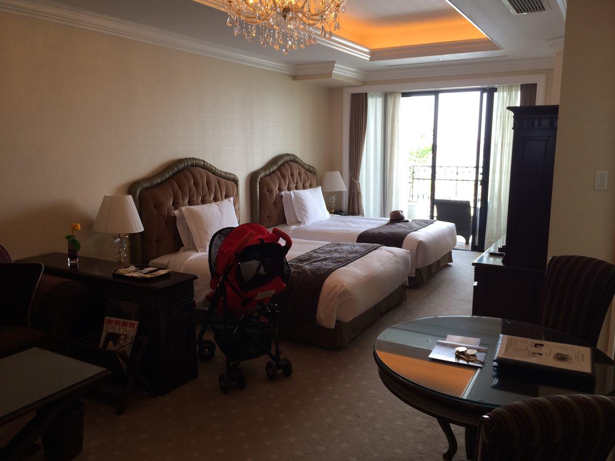 ラ・スイート神戸の部屋