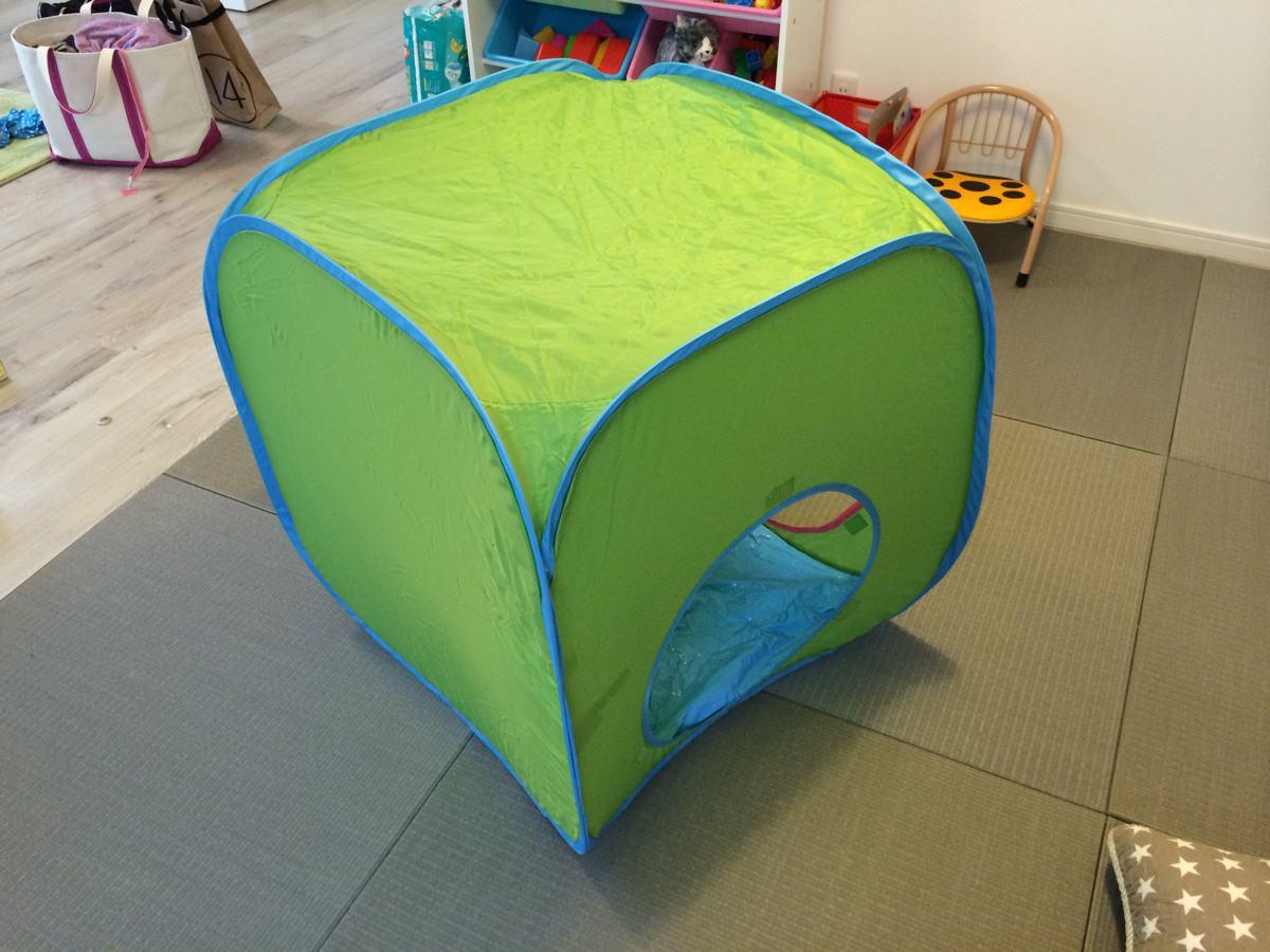 IKEA子供向けテント