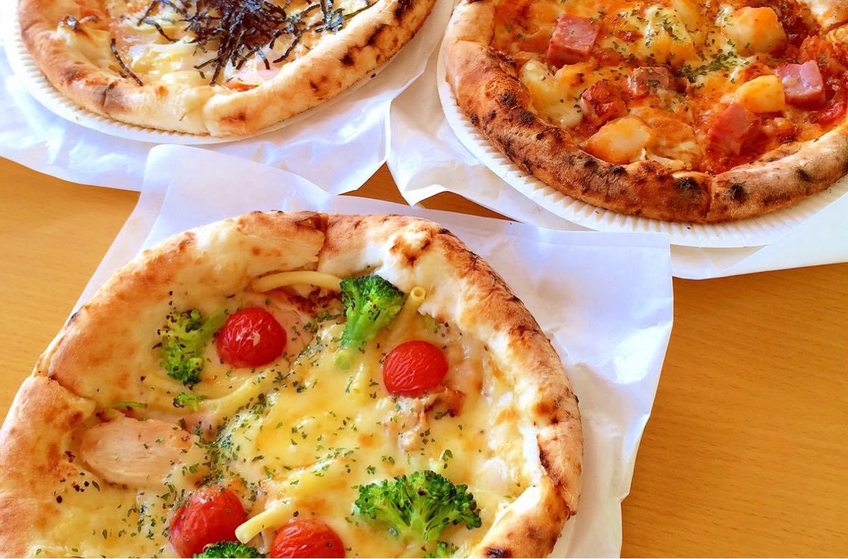 本格ナポリピッツァSoleのピザ