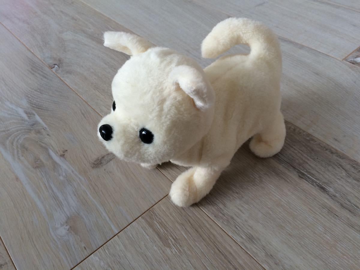 壊れたおもちゃ