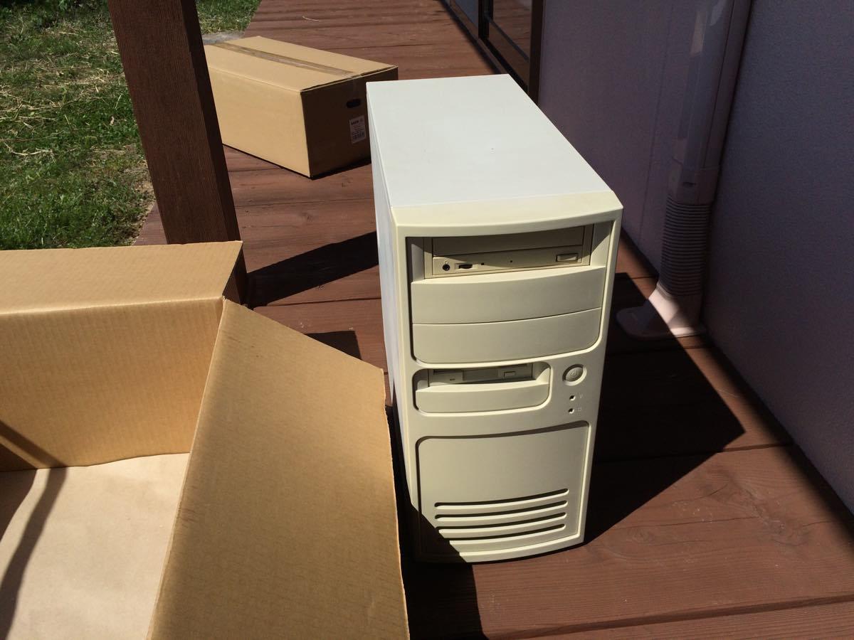 古いパソコンの無料回収サービスの利用方法