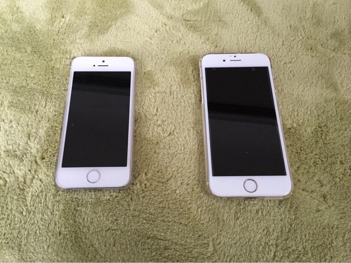 iPhone5sからiPhone6へ移行