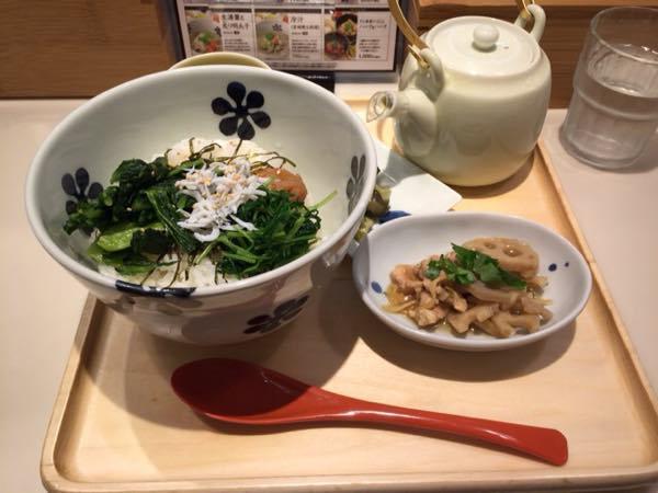 だし茶漬けえん新宿西口駅店