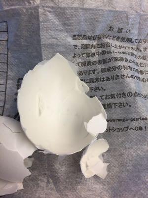 オススメの味付けゆで卵マジックパールの殻の剥き方