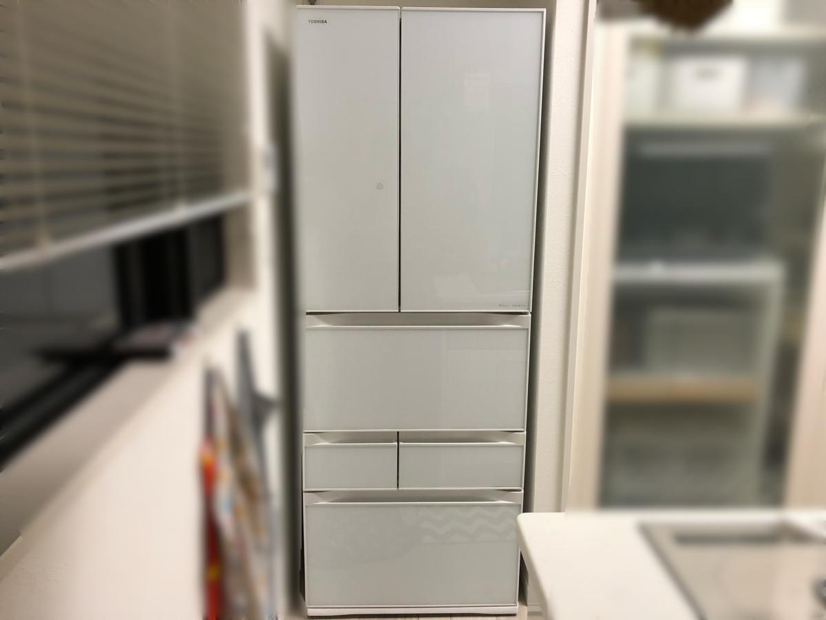 冷蔵庫 東芝の「VEGETA GR-F51FXV(ZW)」が壊れた件。症状と経緯と対応について