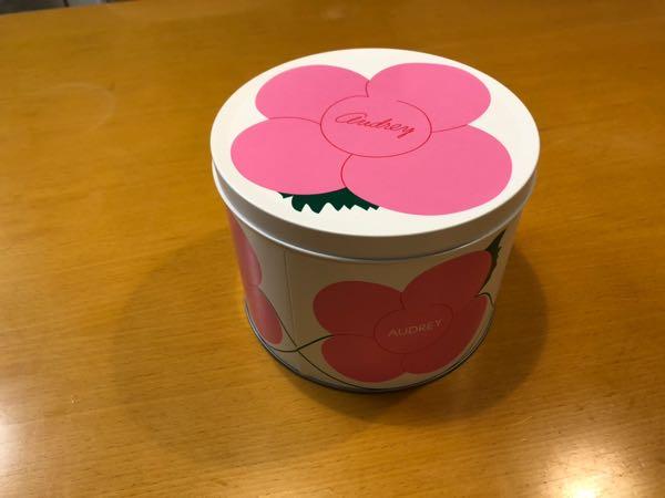 【東京駅土産】大人気のオードリー東京限定缶を買ってみた感想