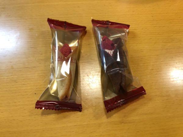 【東京駅土産】大人気のオードリー東京限定缶の中のグレイシア