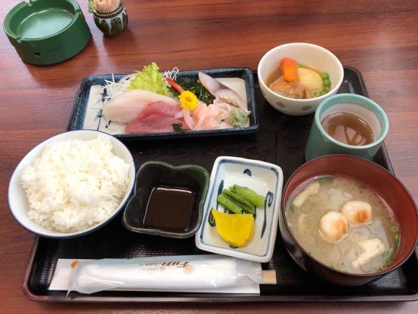 【岡山】新鮮なお魚のランチが食べれる「はまゆう」