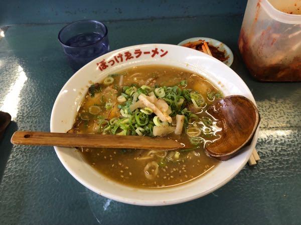 岡山でキムチが食べ放題の人気ラーメン店「ぼっけえラーメン」