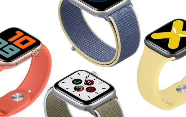 Apple Watch Series5の目玉機能 常時オンディスプレイが最高な件