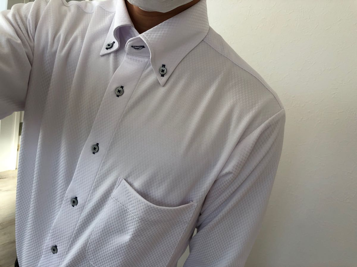 アイロンいらずのYシャツ。スーツのはるやま「i-Shirt」がいい感じ。