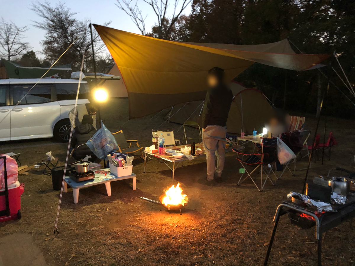 【岡山のキャンプ場】吉井竜天オートキャンプ場が初心者向けにはとてもよかった!