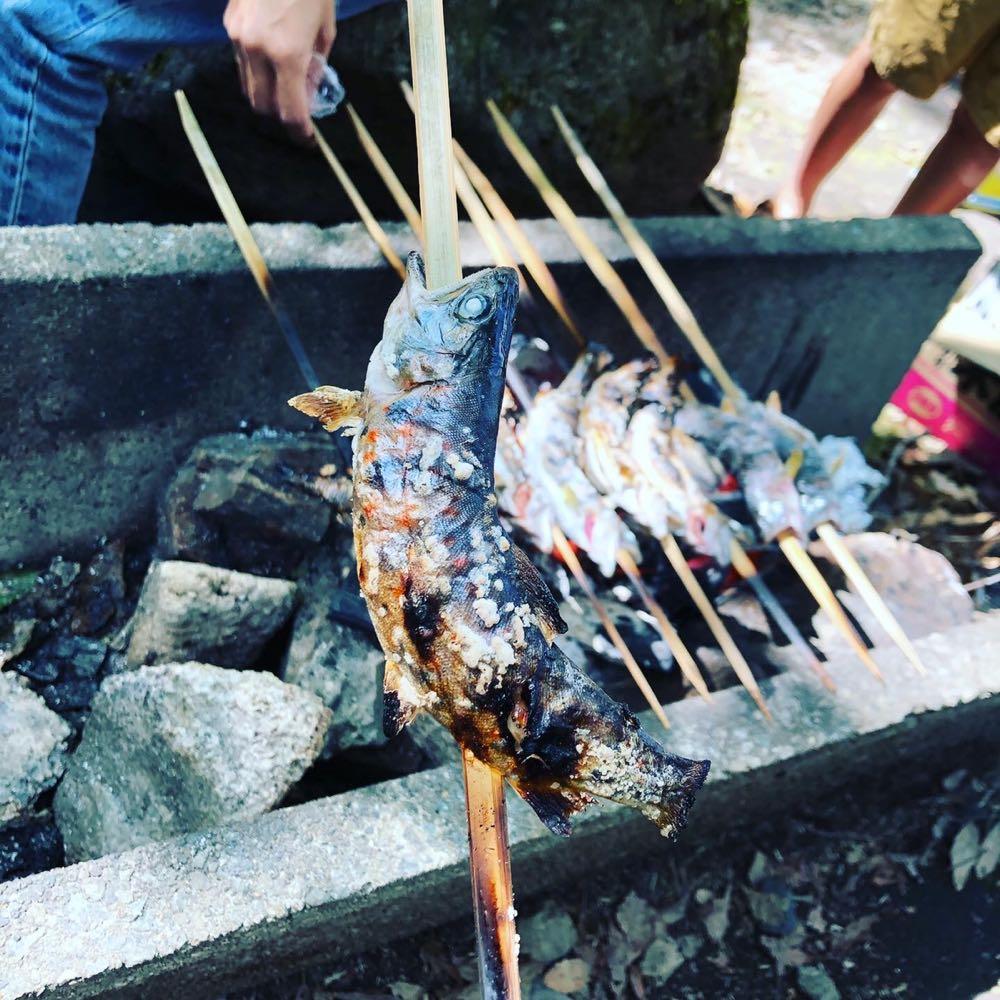 温泉が近くにある!子供も遊べる!ファミリーキャンプにおすすめ。岡山県ののとろ原キャンプ場